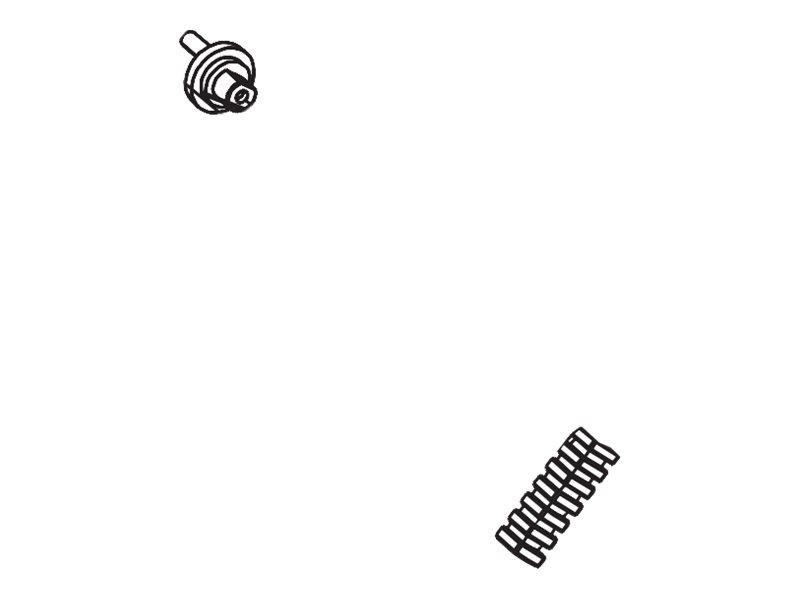 HONEYWELL Montage der Knauf-Kurbelwelle