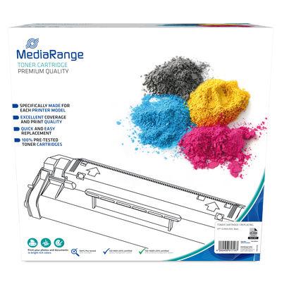 MEDIARANGE MRHPTCE390X - Schwarz - 1 Stück(e)