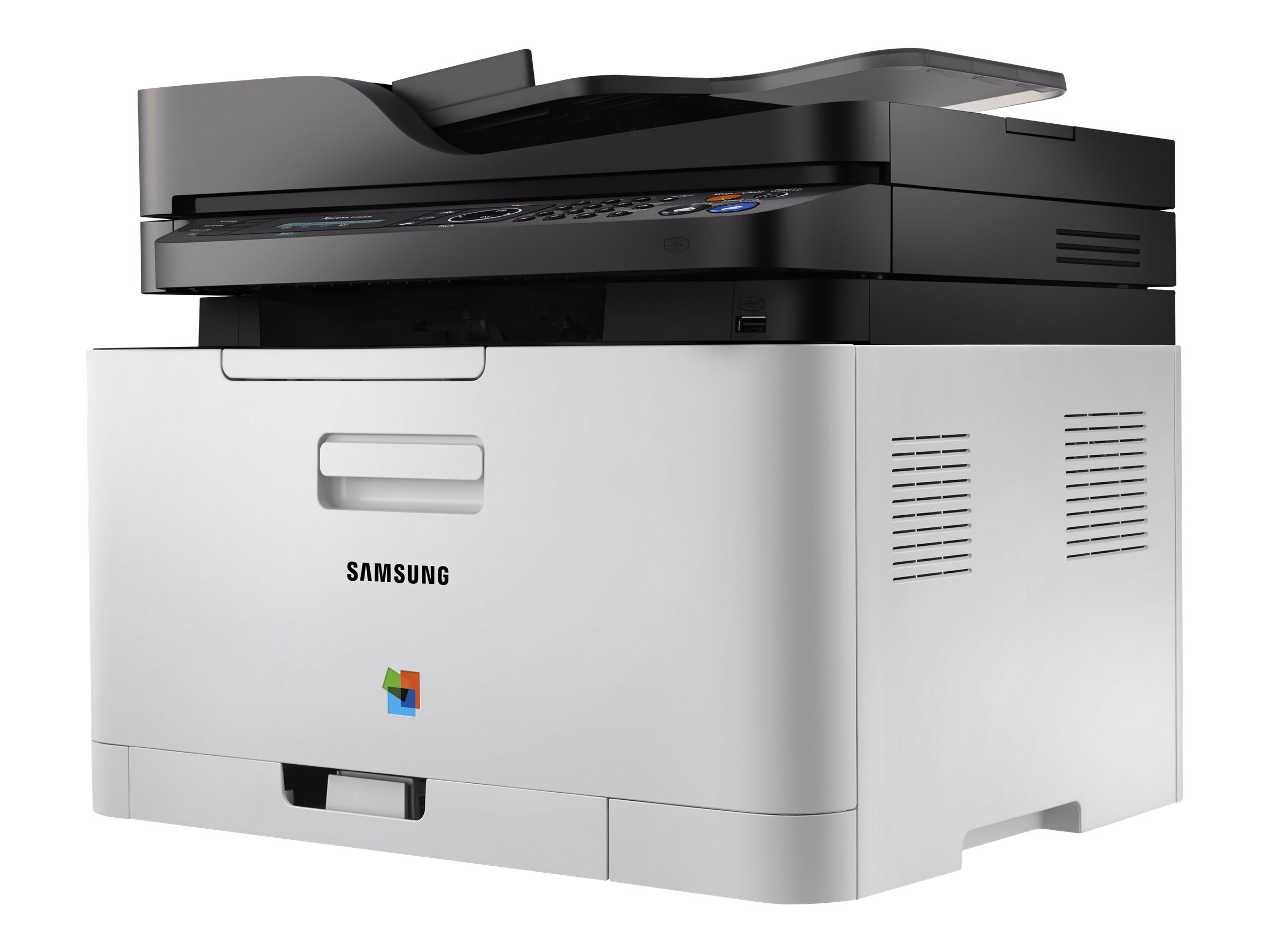 HP Samsung Xpress SL-C480FN - Multifunktionsdrucker