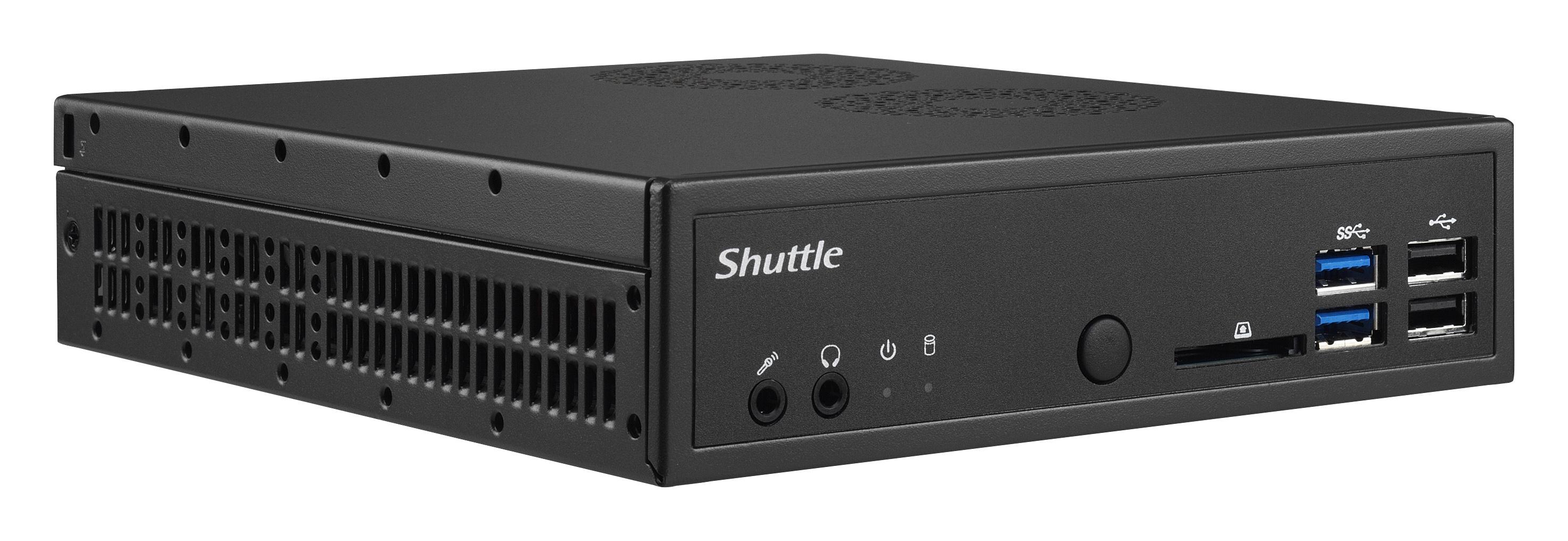 Shuttle XPC slim DH170 - Barebone - Slim-PC