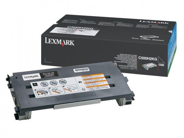 Lexmark 0C500H2KG - Tonerpatrone
