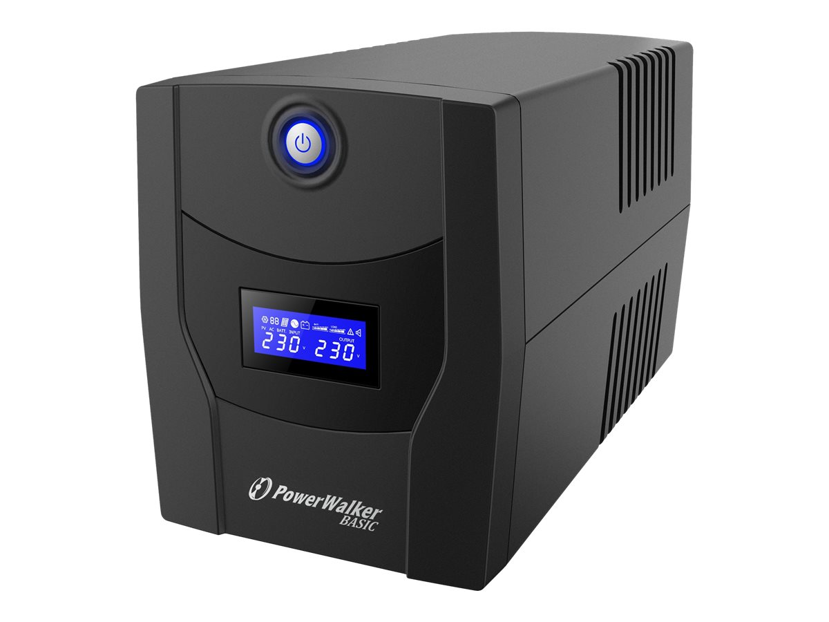 Bluewalker PowerWalker Basic VI 1500 STL - USV - Wechselstrom 162