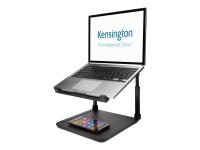 "SmartFit Laptop Riser with Wireless Phone Charging Pad - Notebook-Ständer - 39.6 cm (15.6"")"