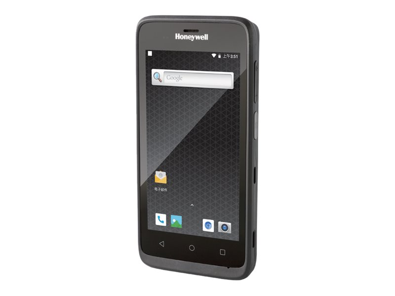 HONEYWELL ScanPal EDA51 Handheld Mobile Computer 12,7 cm (5 Zoll) 1280 x 720 Pixel Touchscreen 272 g Schwarz - Grau