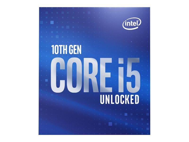 Intel Core i5 10600K - 4.1 GHz - 6 Kerne - 12 Threads