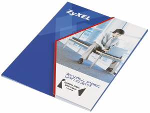ZyXEL E-iCard ZyWALL IPSec VPN Client - 10 Pack