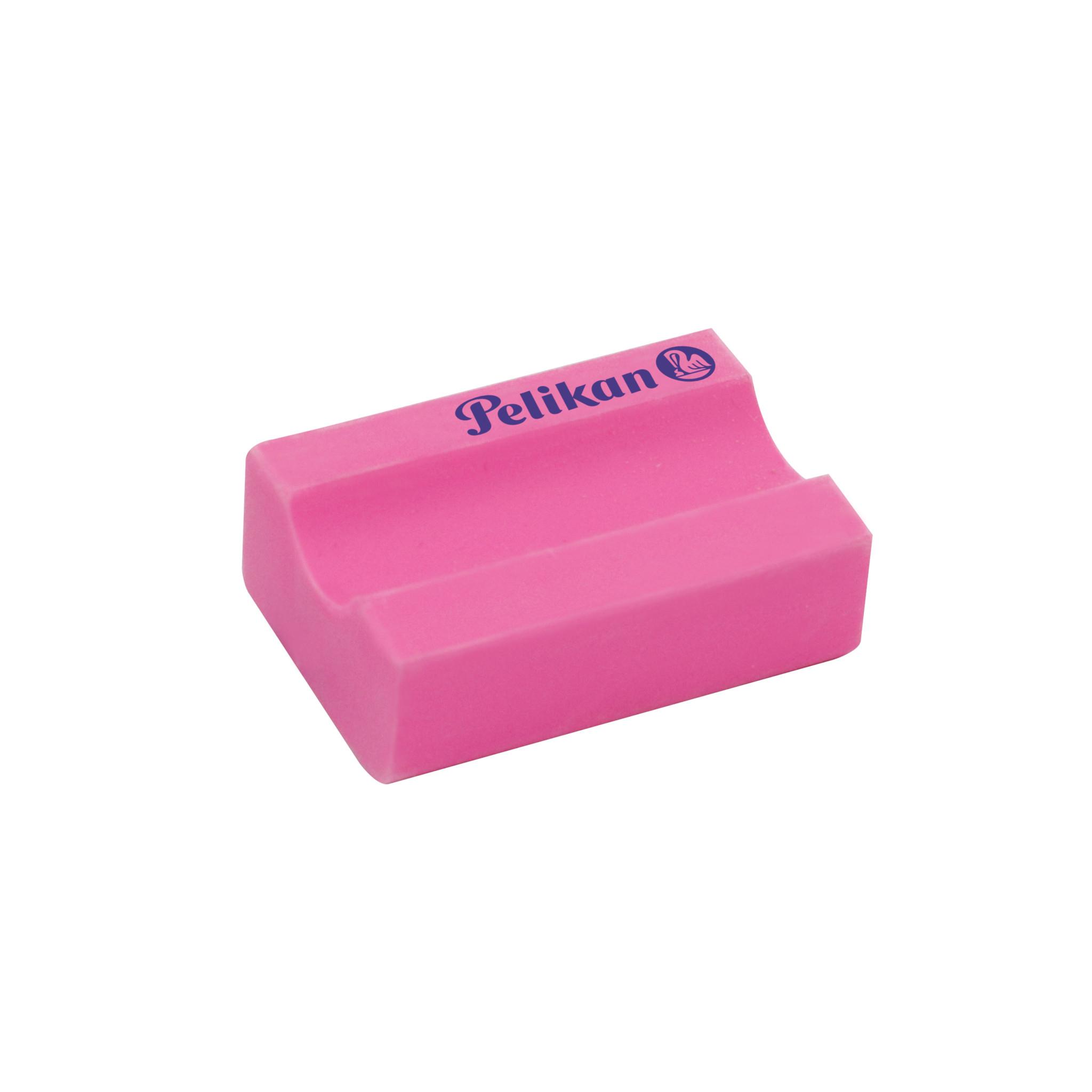 Pelikan 818094 - Gummi - Magenta - Gelb - Sichtverpackung - 2 Stück(e)