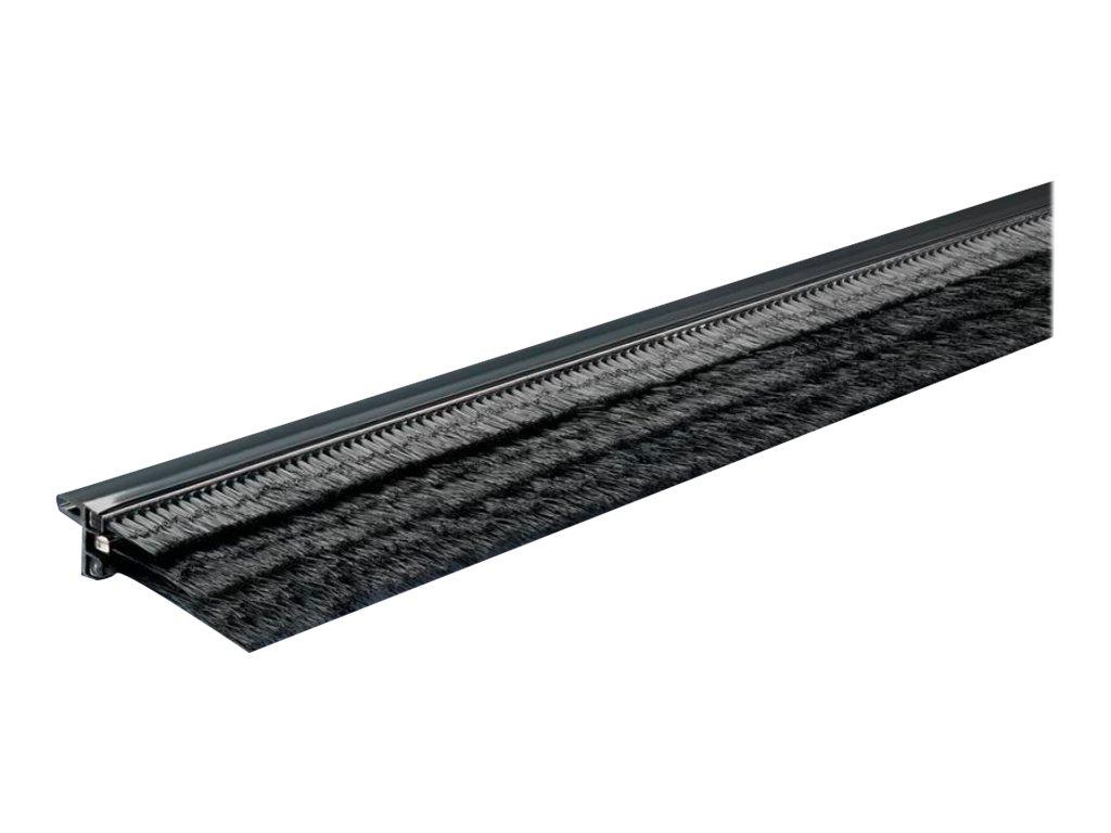 Rittal - Rack-Bürstenleiste - 1 m (Packung mit