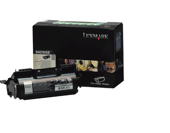 Lexmark T64x Return Programme Cartridge 6000Seiten Schwarz