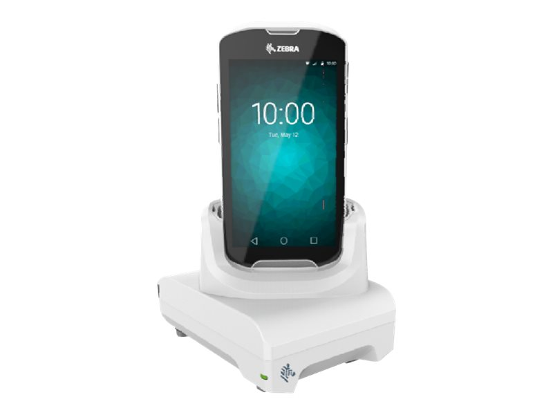 Zebra Healthcare Single Slot Charge/USB ShareCradle - Docking Cradle (Anschlußstand)