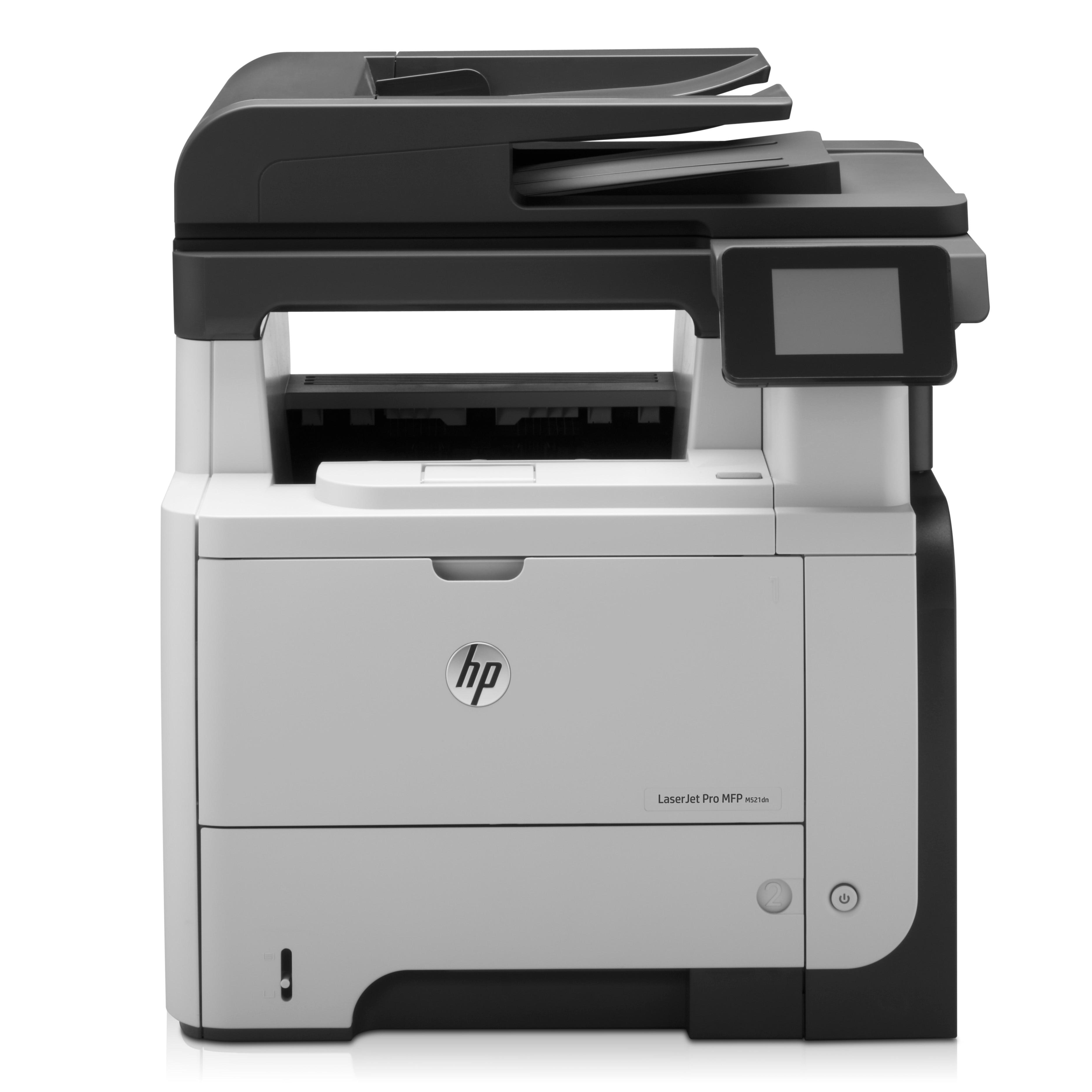 HP LaserJet Pro 500 MFP M521dn, S/W-Laser, MFP, A4