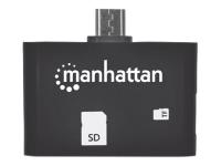 406208 USB 2.0 Schwarz Kartenleser