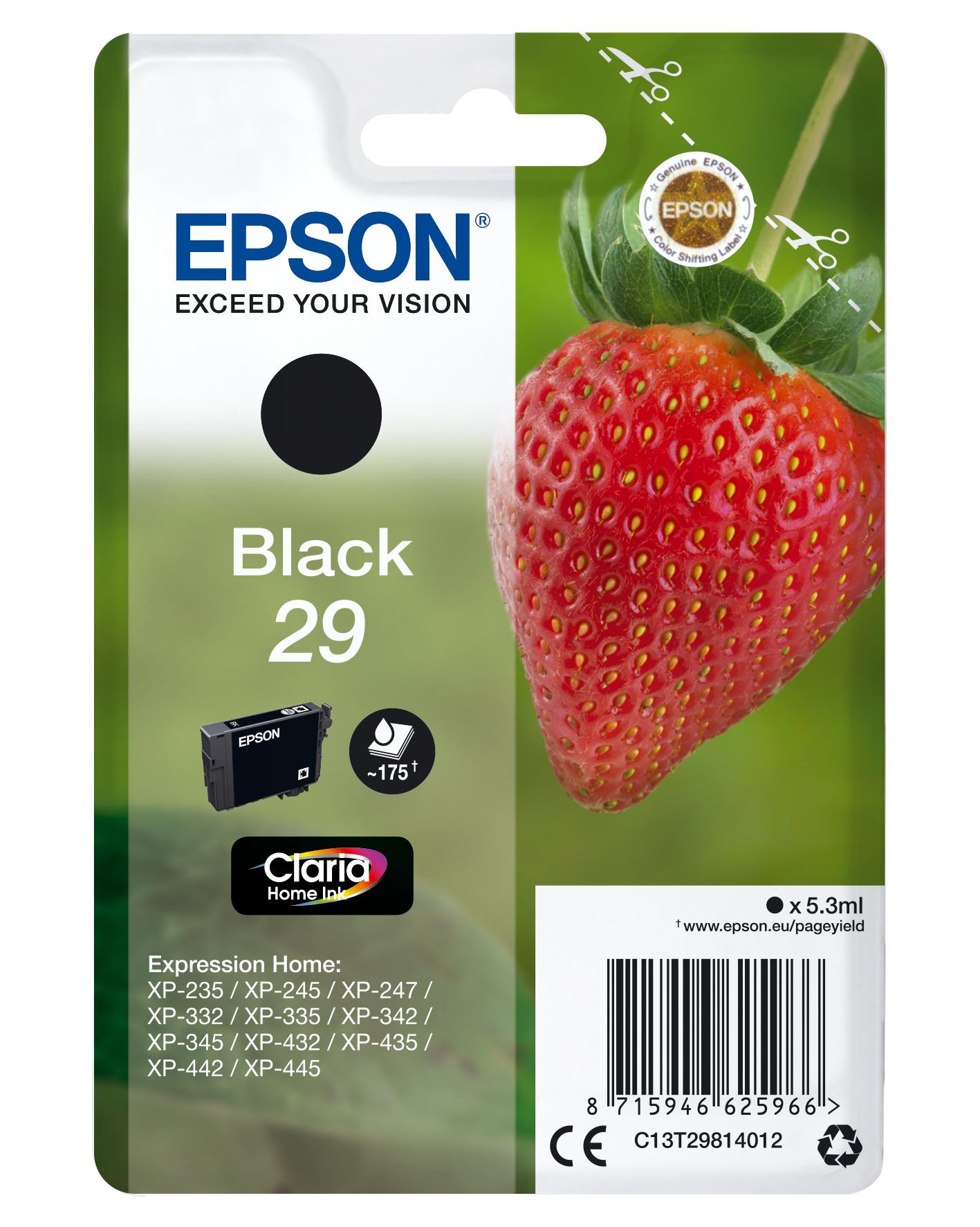 Epson C13T29814012