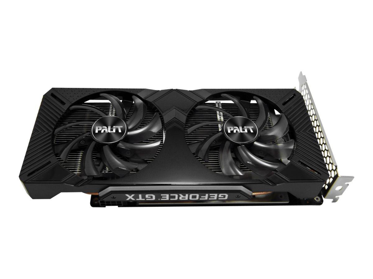 Palit GeForce GTX 1660 Ti Dual - Grafikkarten
