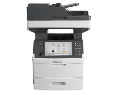 Lexmark MX711de 1200 x 1200DPI Laser A4 66Seiten pro Minute Multifunktionsgerät