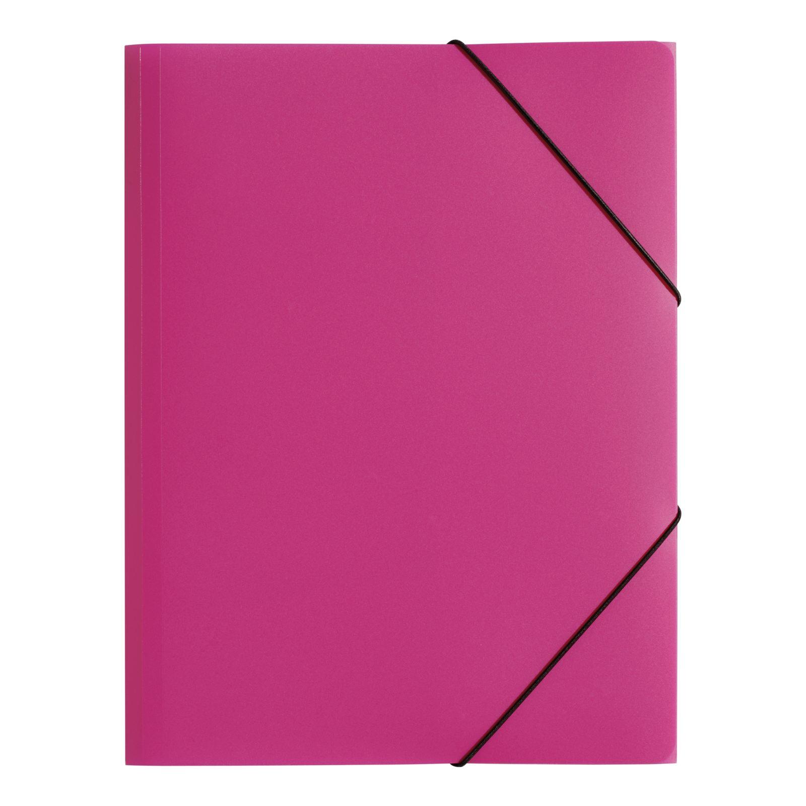Pagna 21638-34 - A3 - Polypropylen (PP) - Pink - Gummiband - 5 Stück(e)