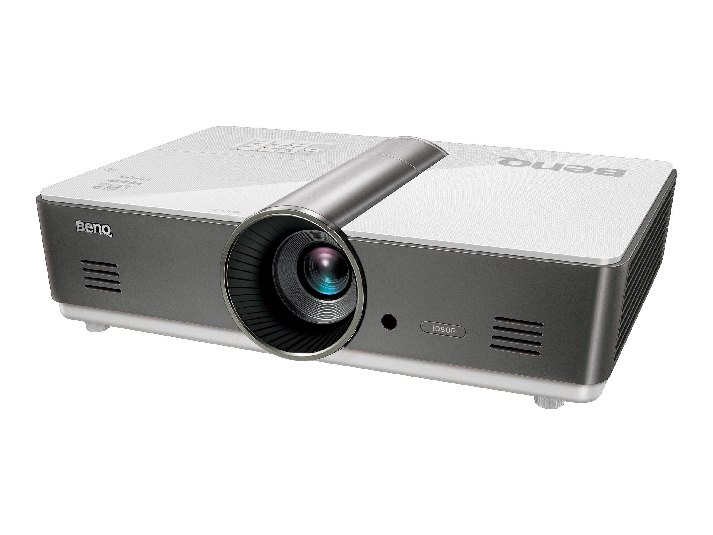 BenQ MH760 - DLP-Projektor - 3D - 5000 ANSI-Lumen - Full HD (1920 x 1080)