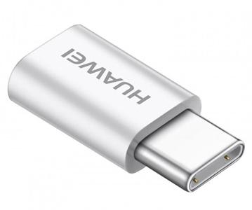 Huawei 4071259 MicroUSB USB 3.1 Type-C Weiß Kabelschnittstellen-/adapter