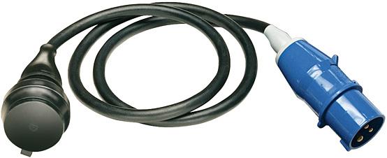 Brennenstuhl H07RN-F 3G1,5 - Spannungsversorgungs-Verlängerungskabel - IEC 60309 16A (W)