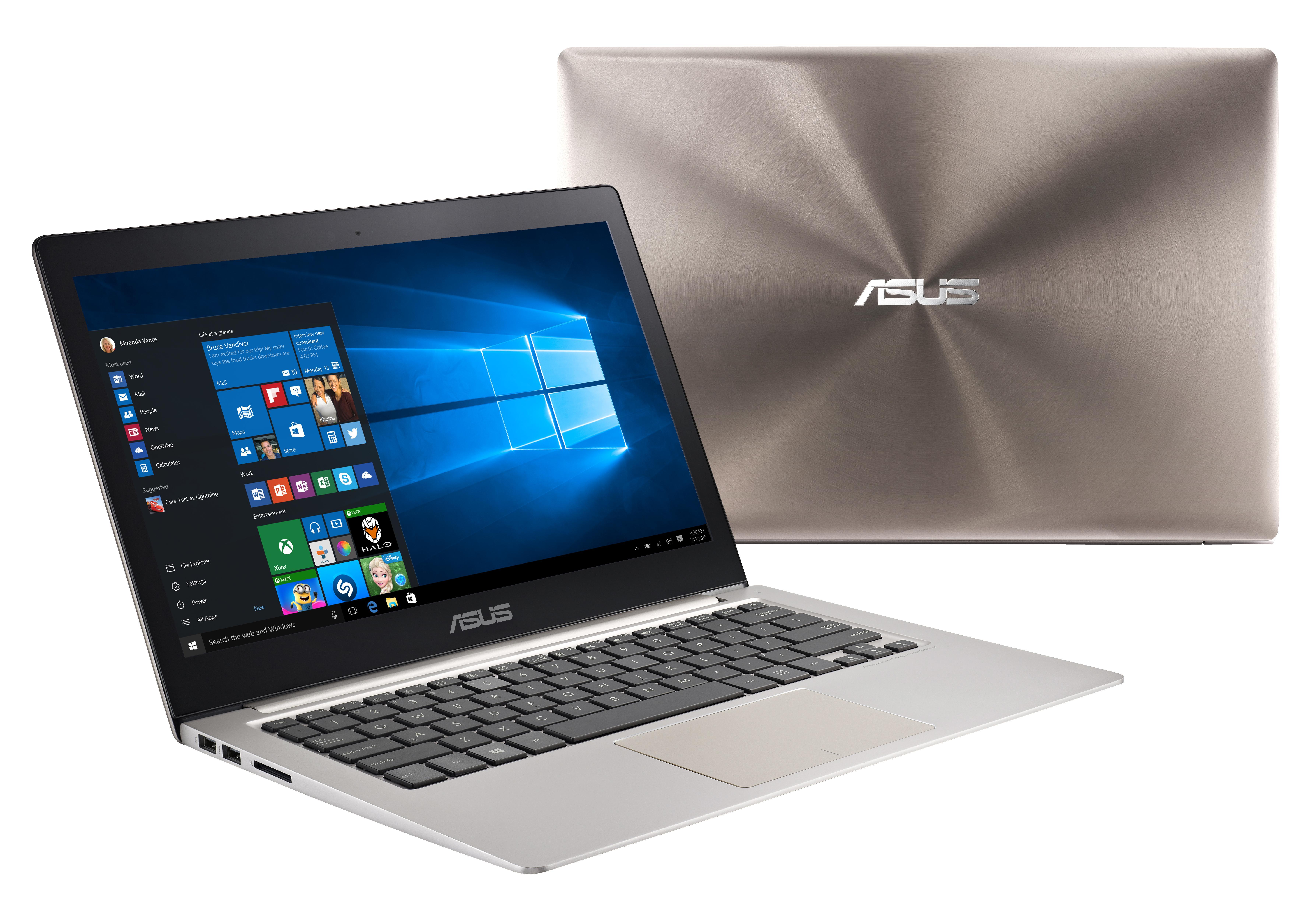 ASUS ZENBOOK UX303-UB - 13,3'' Notebook - Core i7 Mobile 2,5 GHz 33,8 cm