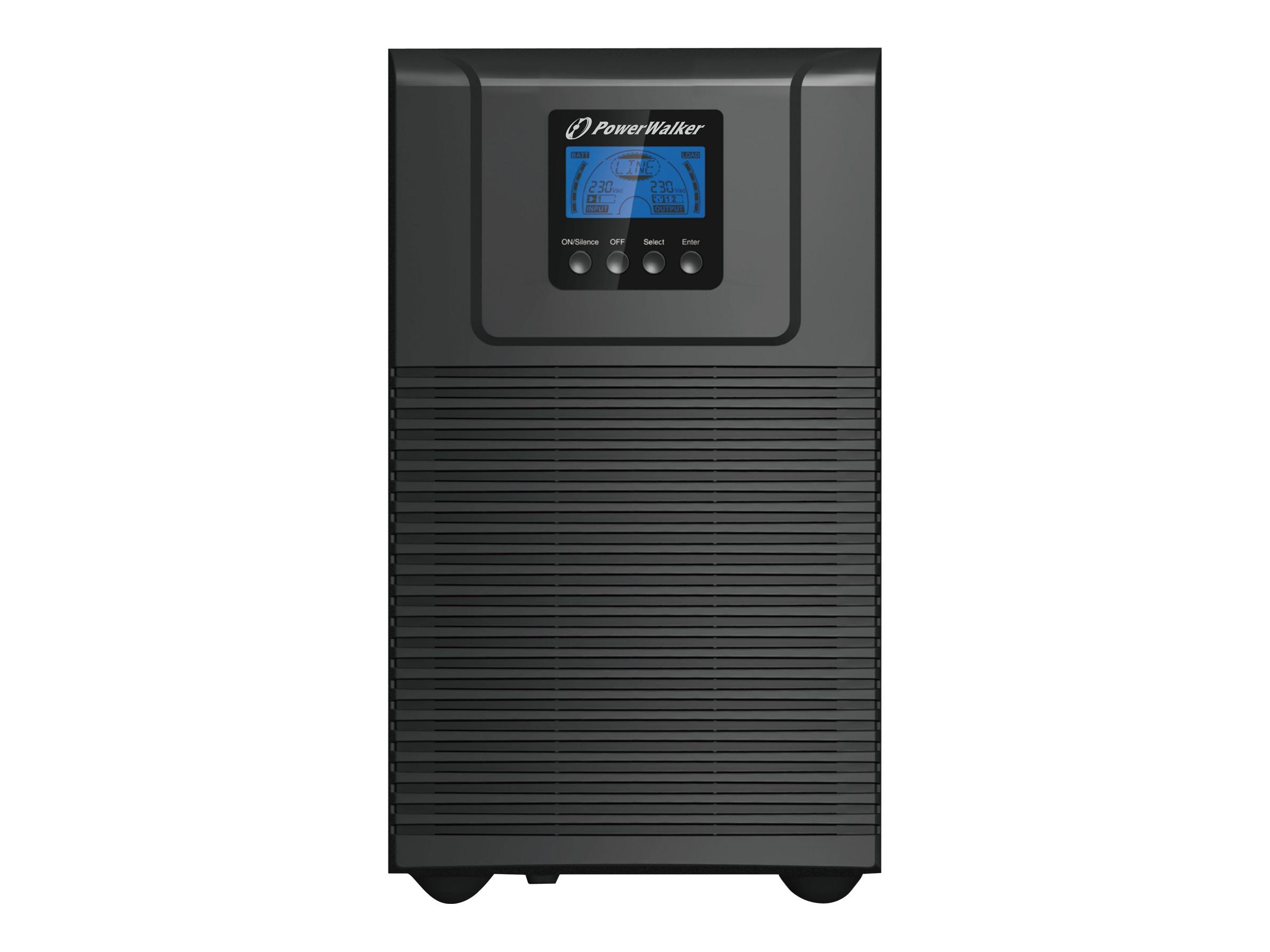 Bluewalker PowerWalker VFI 3000 TG - USV - 2700 Watt - 3000 VA 9 Ah