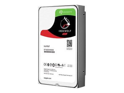 "Seagate IronWolf ST4000VN008 - Festplatte - 4 TB - intern - 3.5"" (8.9 cm)"