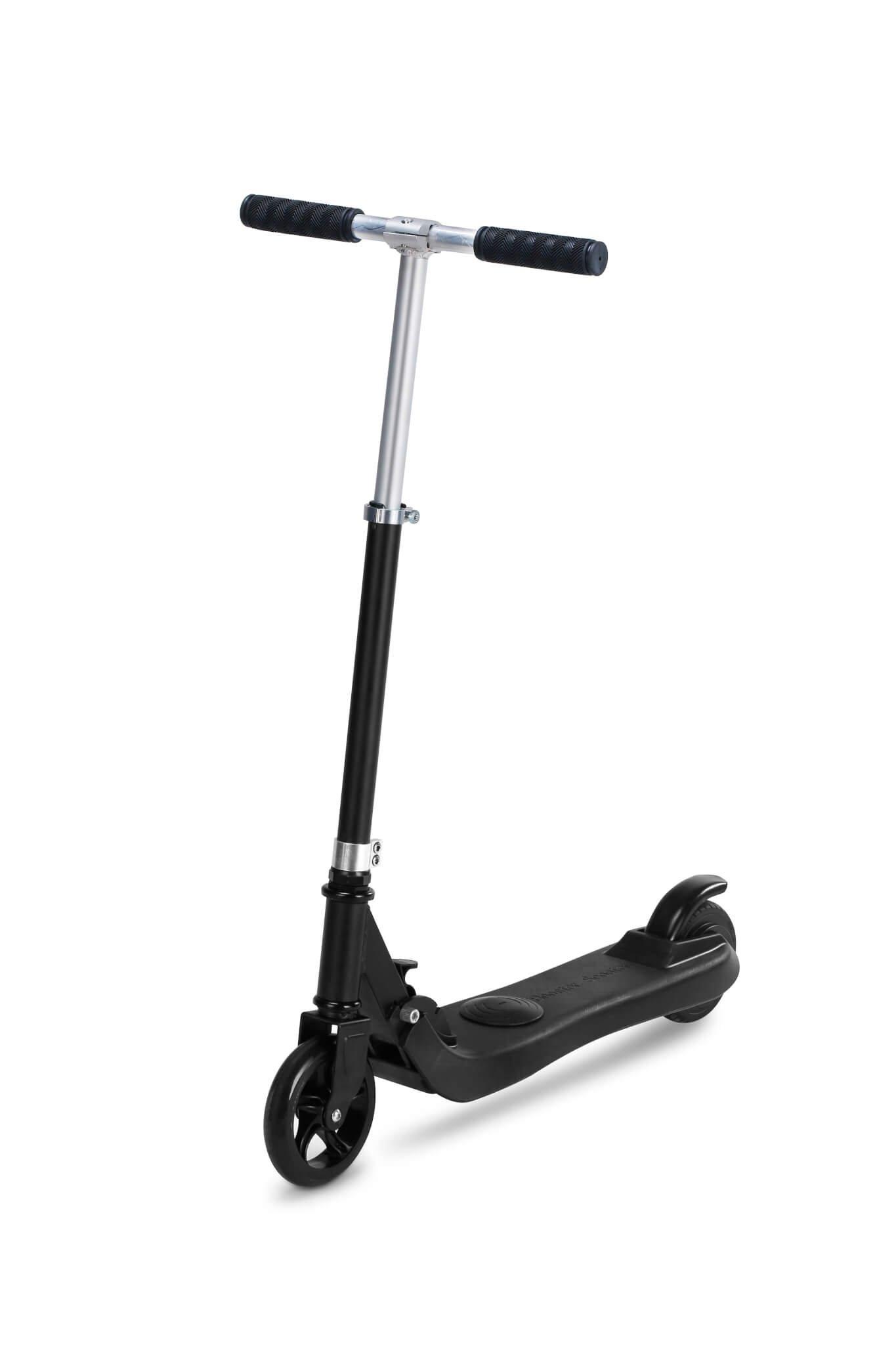 iconBIT IK-1903K - Klassischer Roller - 6 km/h - 50 kg - Schwarz - Feste Räder - 14 cm