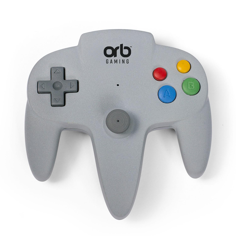 Thumbs Up 1002185 - Gamepad - Verkabelt - AV - AAA - Grau - 6 Jahr(e)