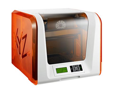 Vorschau: XYZprinting da Vinci Jr. 1.0 - Schmelzfadenherstellung (FFF) - Integrierter Kartenleser - USB Port - 60 W