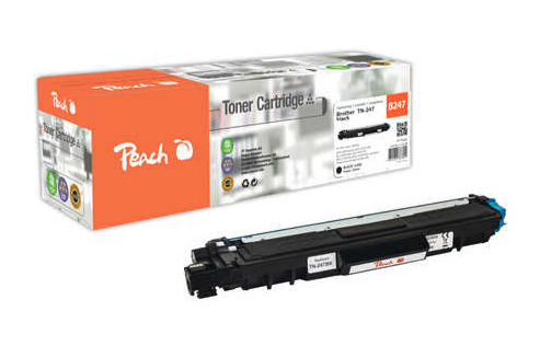 Peach PT1066 - 3000 Seiten - Schwarz - 1 Stück(e)