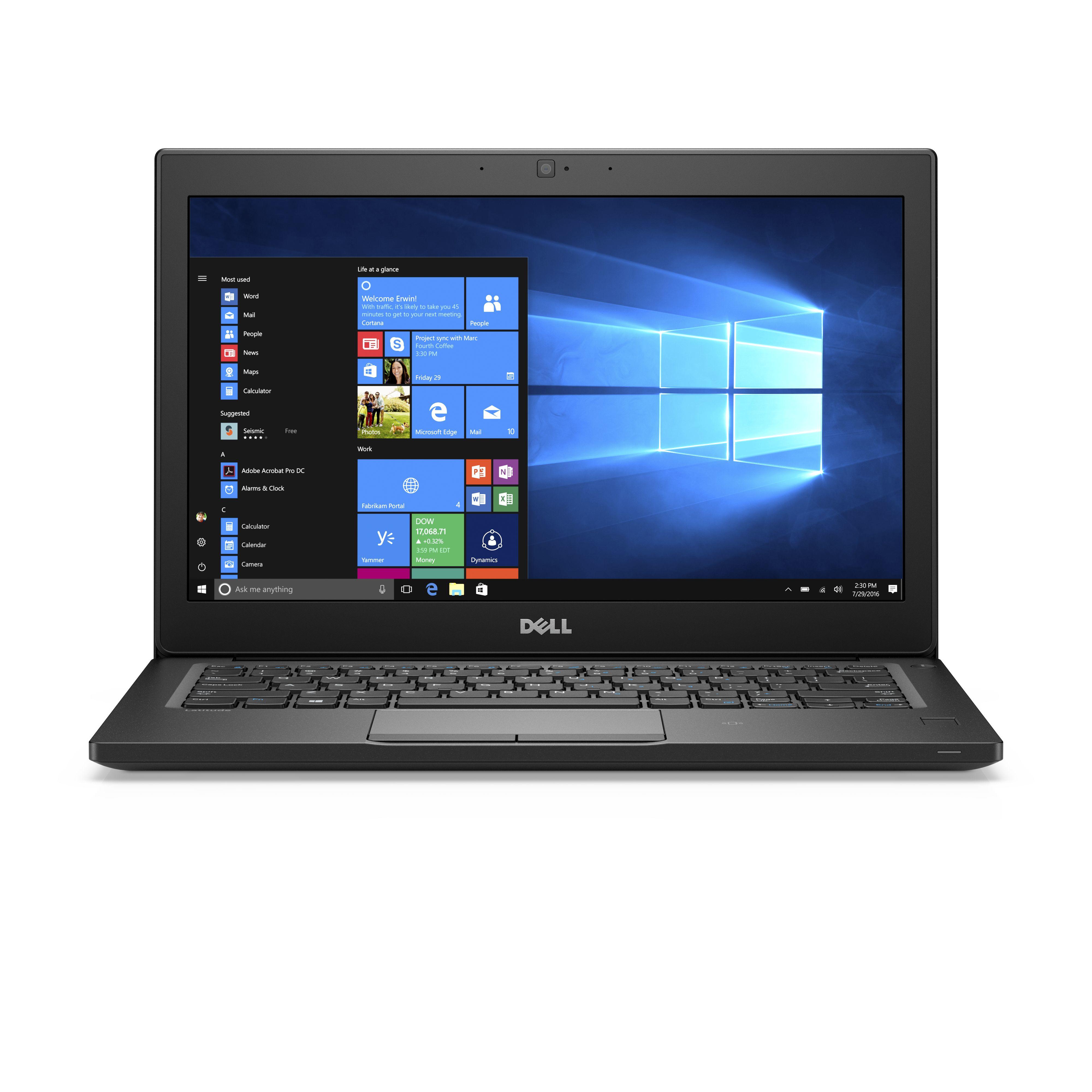 Dell LATITUDE 7280 - 12,5\ Notebook - Core i7 Mobile 2,8 GHz 31,8 cm