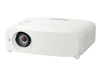 PT-VZ585NEJ Tragbarer Projektor 5000ANSI Lumen 3LCD WUXGA (1920x1200) Weiß Beamer