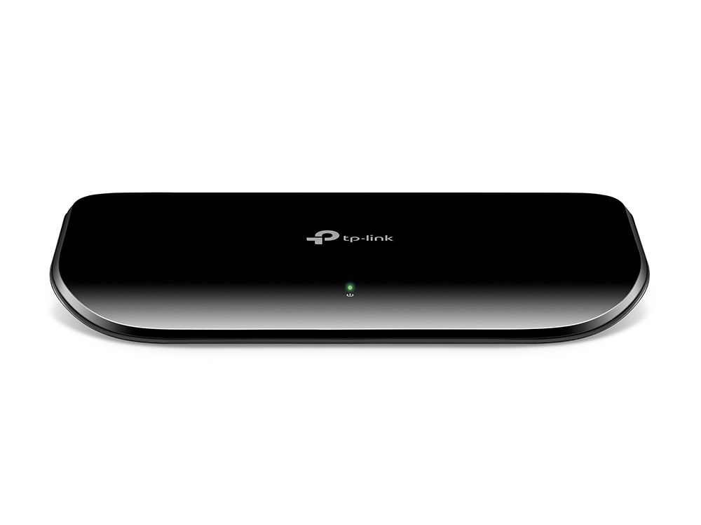 TP-LINK 8-Port-Gigabit-Desktop-Unmanaged-Switch