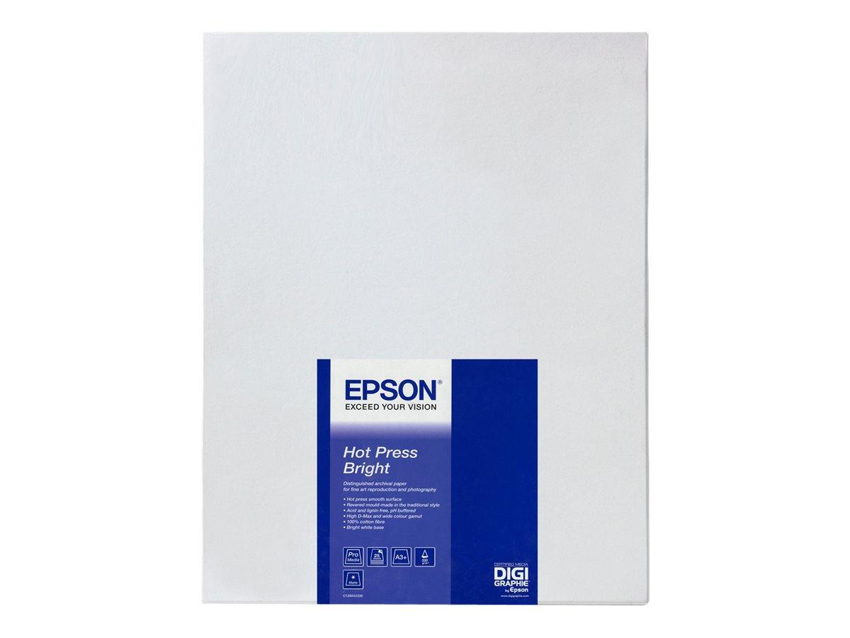 Epson Fine Art Hot Press Bright