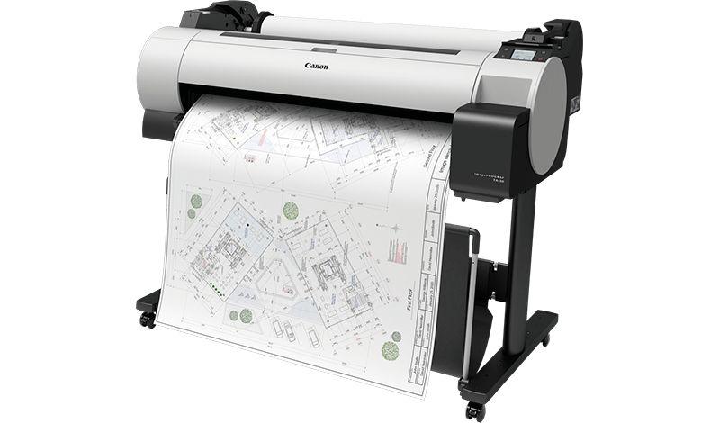 """Canon imagePROGRAF TA-30 - 914 mm (36"""") Großformatdrucker - Farbe - Tintenstrahl - Rolle (91,7 cm)"""