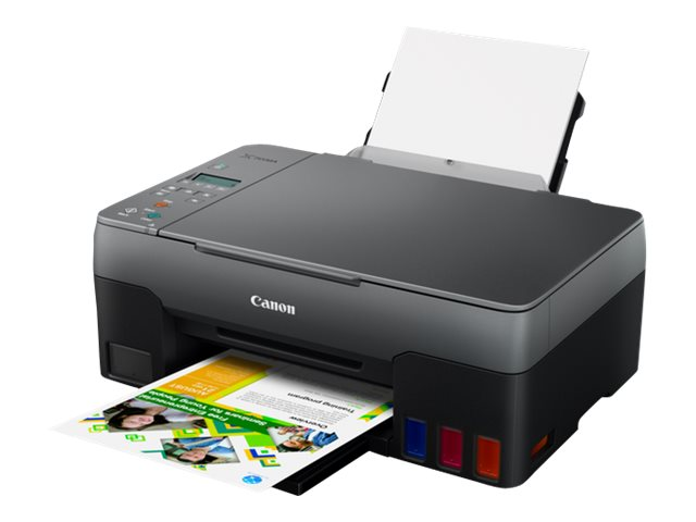 Canon PIXMA G3520 - Multifunktionsdrucker - Farbe - Tintenstrahl - refillable - A4 (210 x 297 mm)