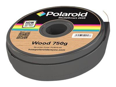 Polaroid Holz - 750 g - Filament aus Holz-/PLA-Verbindung (3D)