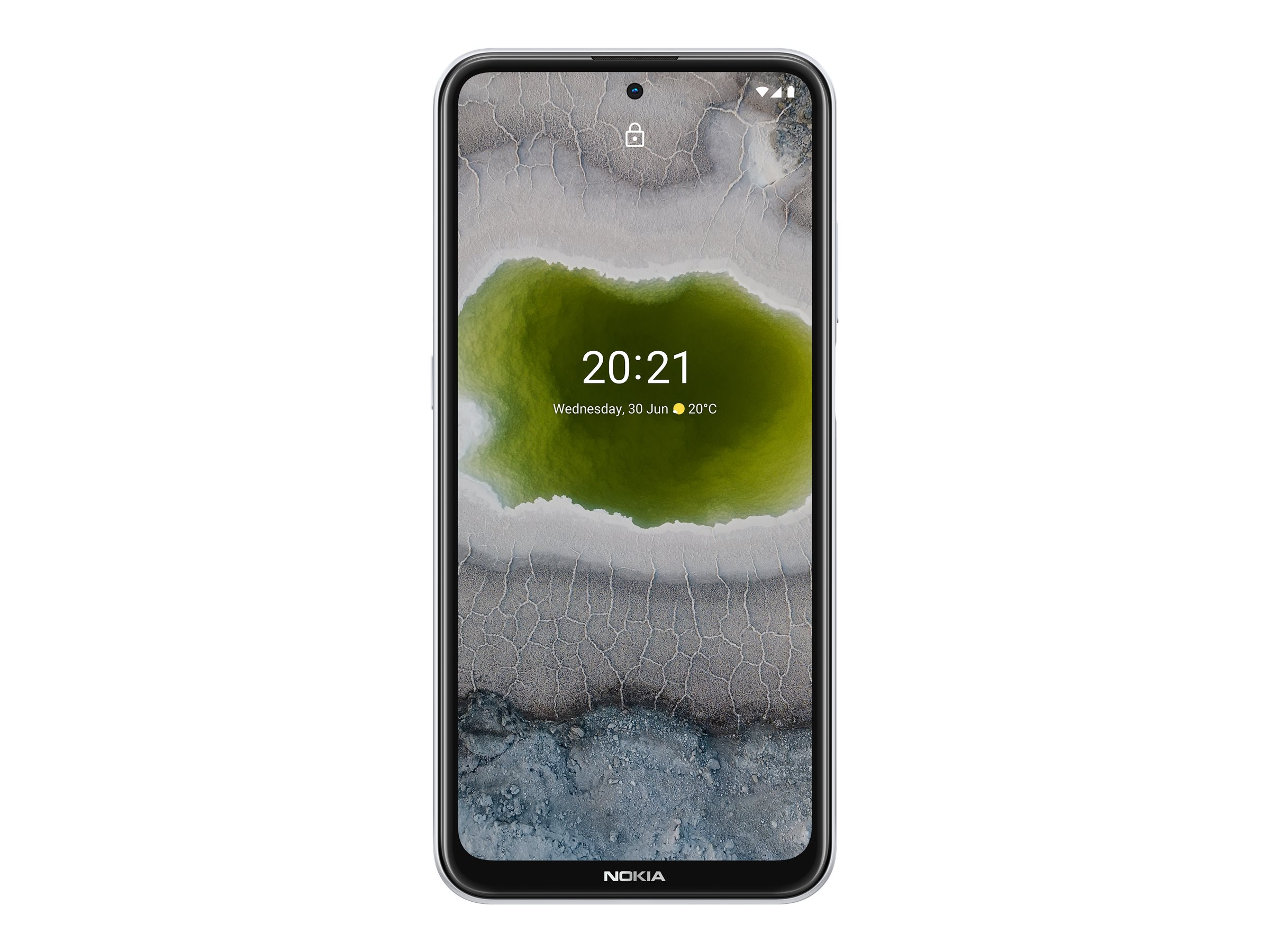 Nokia X10 - Android One - Smartphone - Dual-SIM