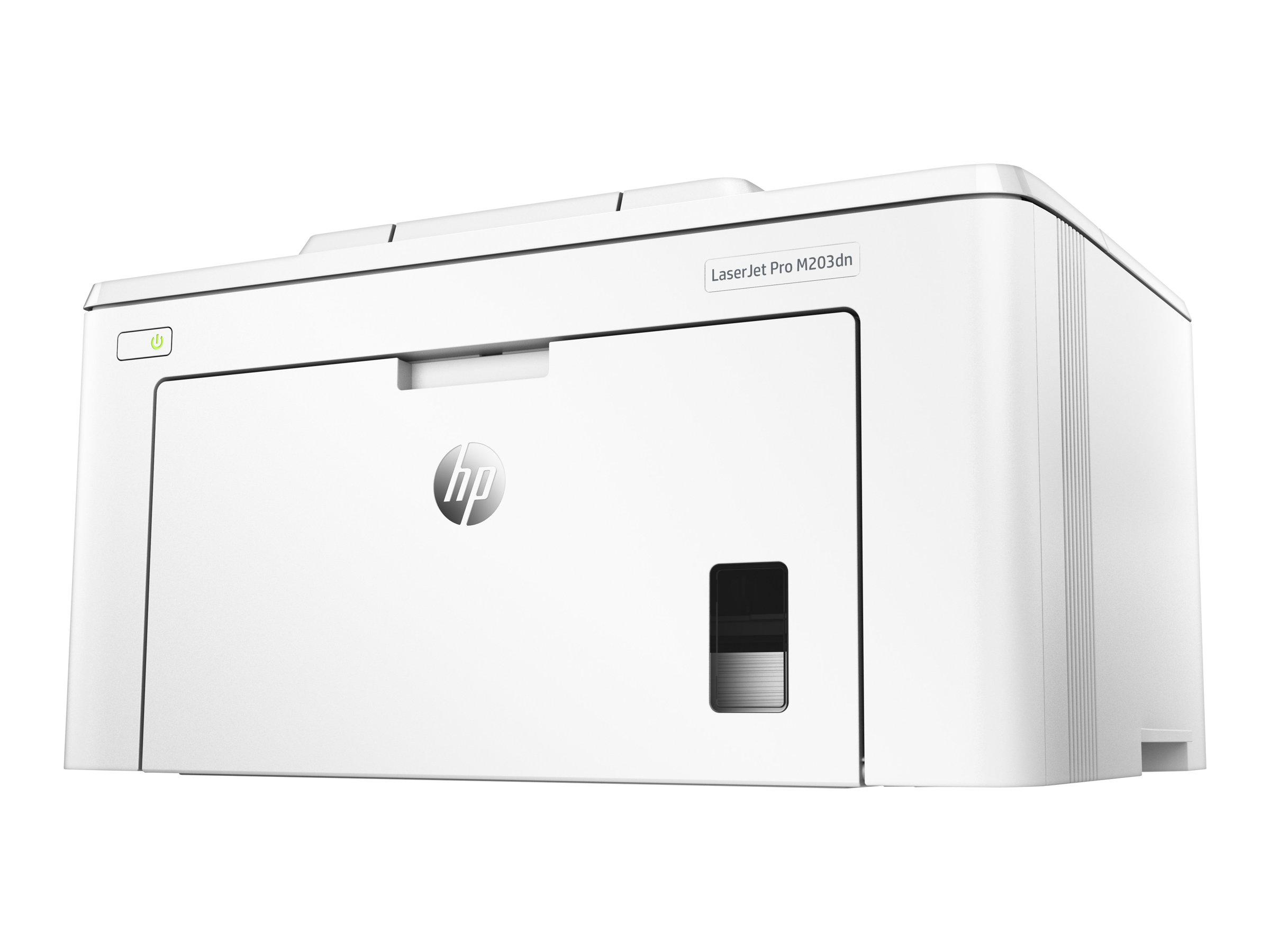 HP LaserJet Pro M203dn - Drucker - monochrom