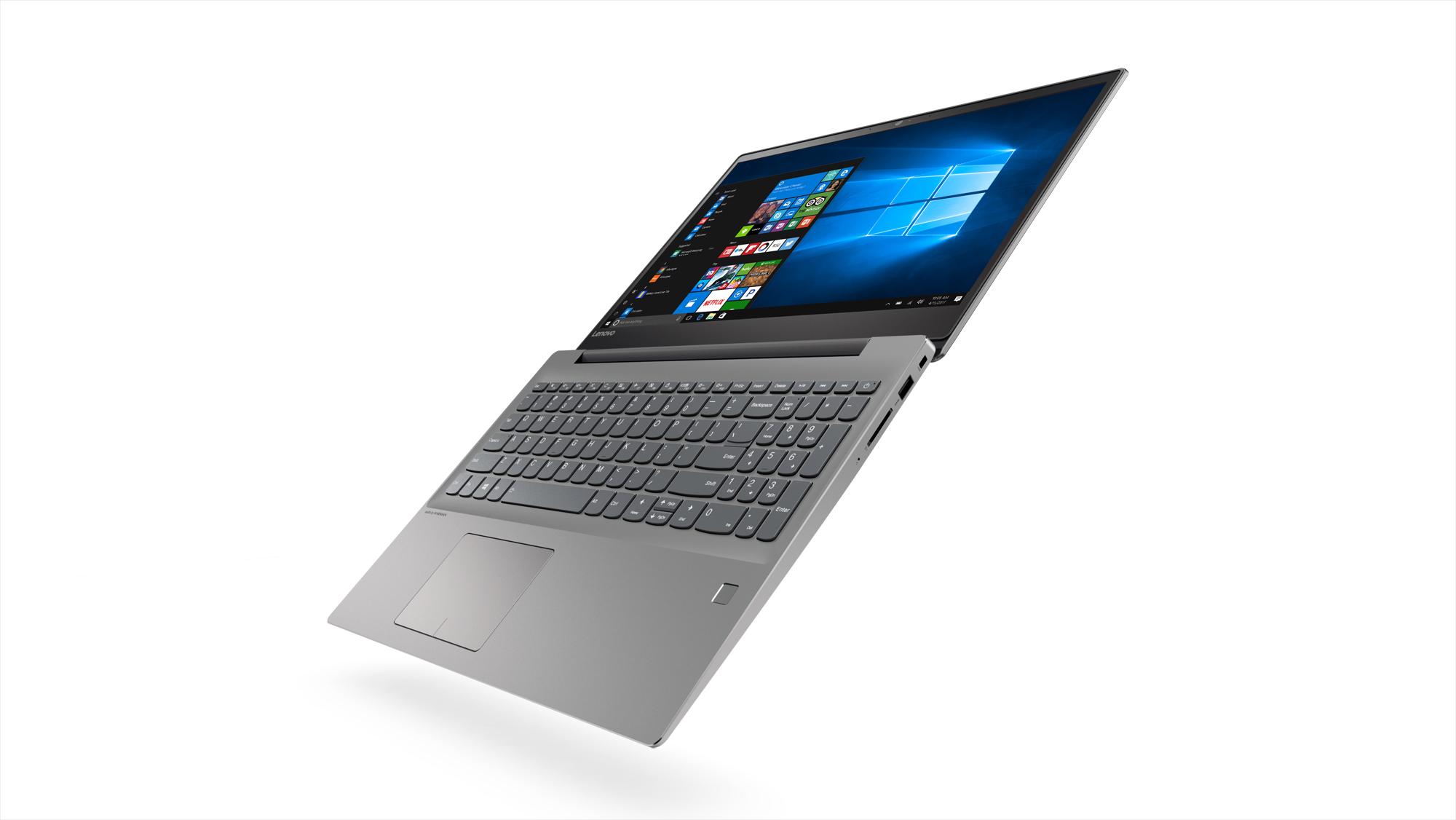 Lenovo IdeaPad 720 2.70GHz i7-7500U 15.6Zoll 1920 x 1080Pixel Grau Notebook