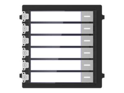 Hikvision DS-KD-KK - Namensschild für IP-Gegensprechanlage