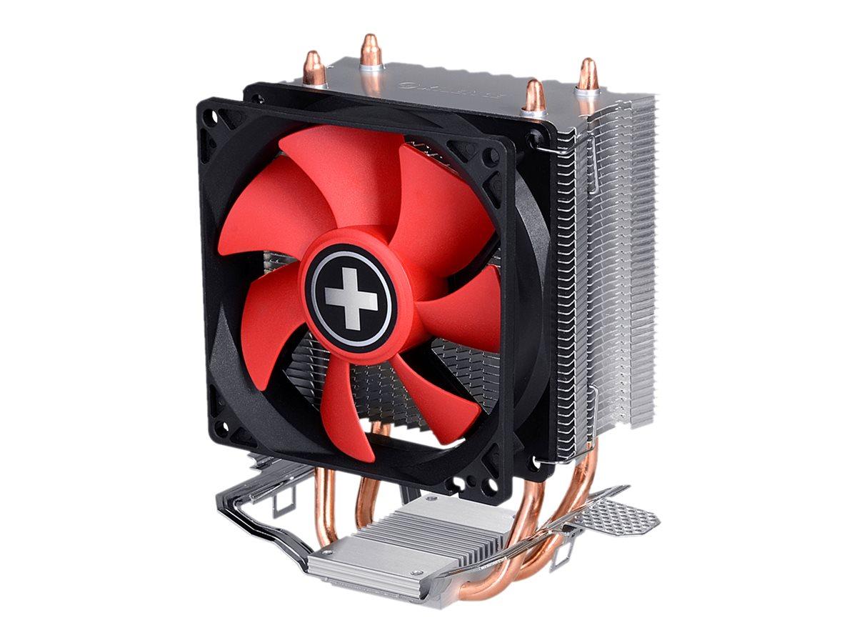 Xilence Performance C Series A402 - Prozessor-Luftkühler - (für: AM2, AM2+, AM3, AM3+, FM1, FM2, FM2+, AM4)
