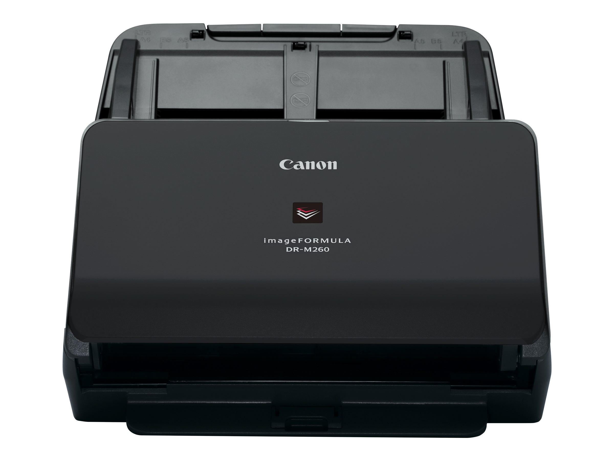 Canon imageFORMULA DR-M260 - Dokumentenscanner - Duplex - 216 x 5588 mm - 600 dpi x 600 dpi - bis zu 60 Seiten/Min. (einfarbig)