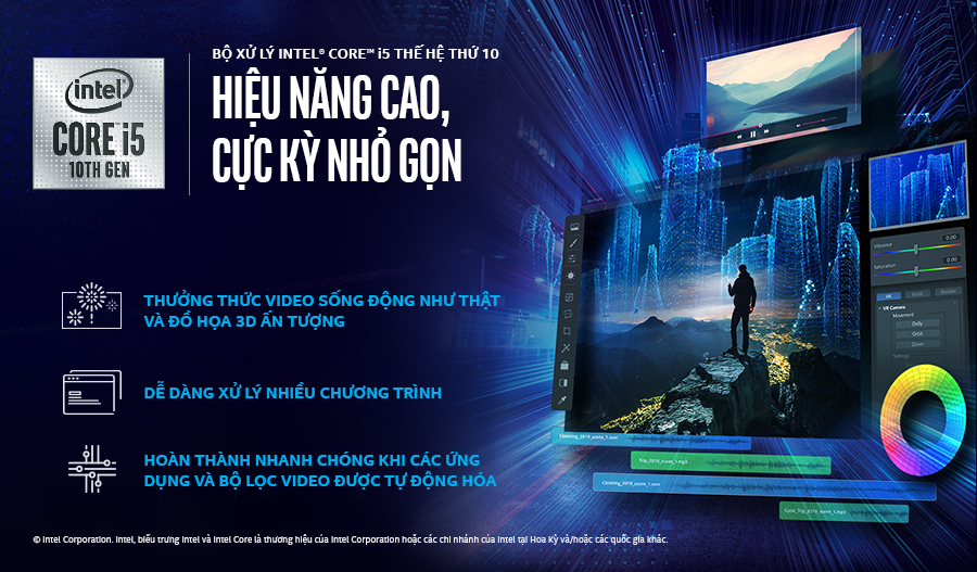 Intel Next Unit of Computing Kit 10 Performance