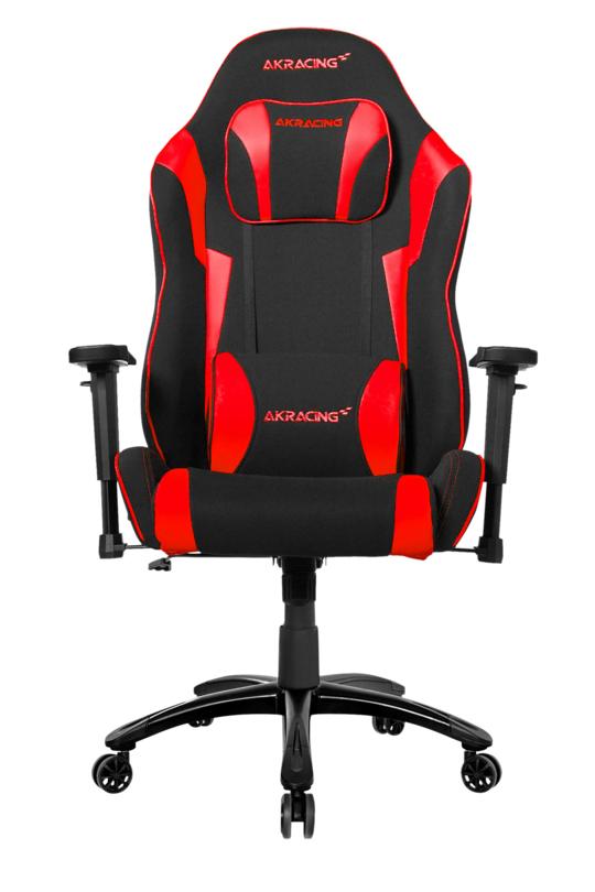 AKRacing EX-Wide Special Edition - PC-Gamingstuhl - PC - 150 kg - Gepolsterter - ausgestopfter Sitz - Gepolsterte Rückenlehne - Rennen