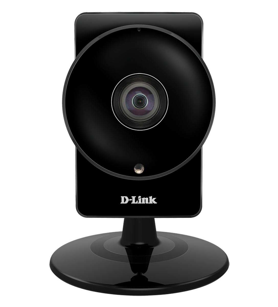 D-Link DCS 960L HD 180-Degree Wi-Fi Camera - Netzwerk-Überwachungskamera - Farbe (Tag&Nacht)