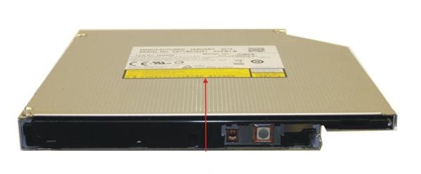 Fujitsu PAA:UJ8C0-CP Eingebaut DVD Super Multi Grau Optisches Laufwerk