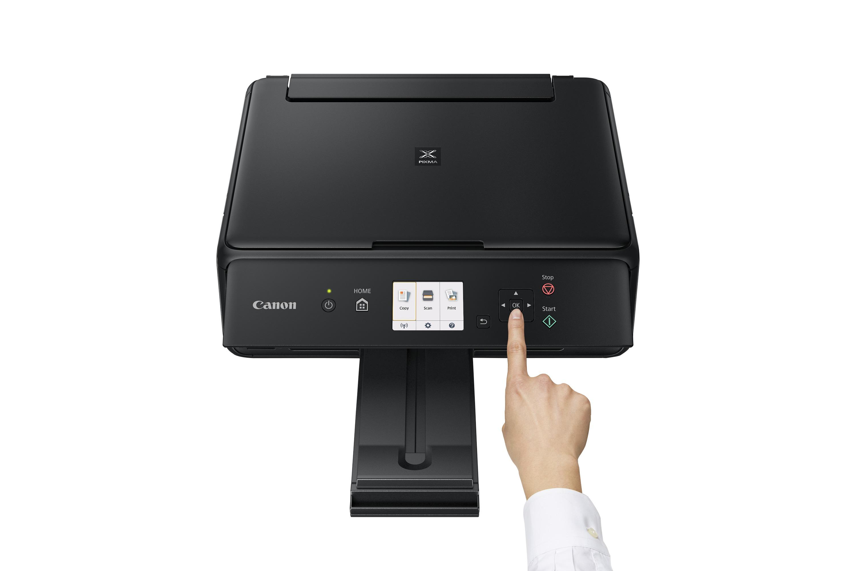 Canon PIXMA TS5050 4800 x 1200DPI Tintenstrahl A4 12.6Seiten pro Minute WLAN Multifunktionsgerät