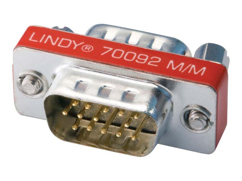 Lindy Mini Gender Changer - Invertieradapter - HD-15 (VGA)