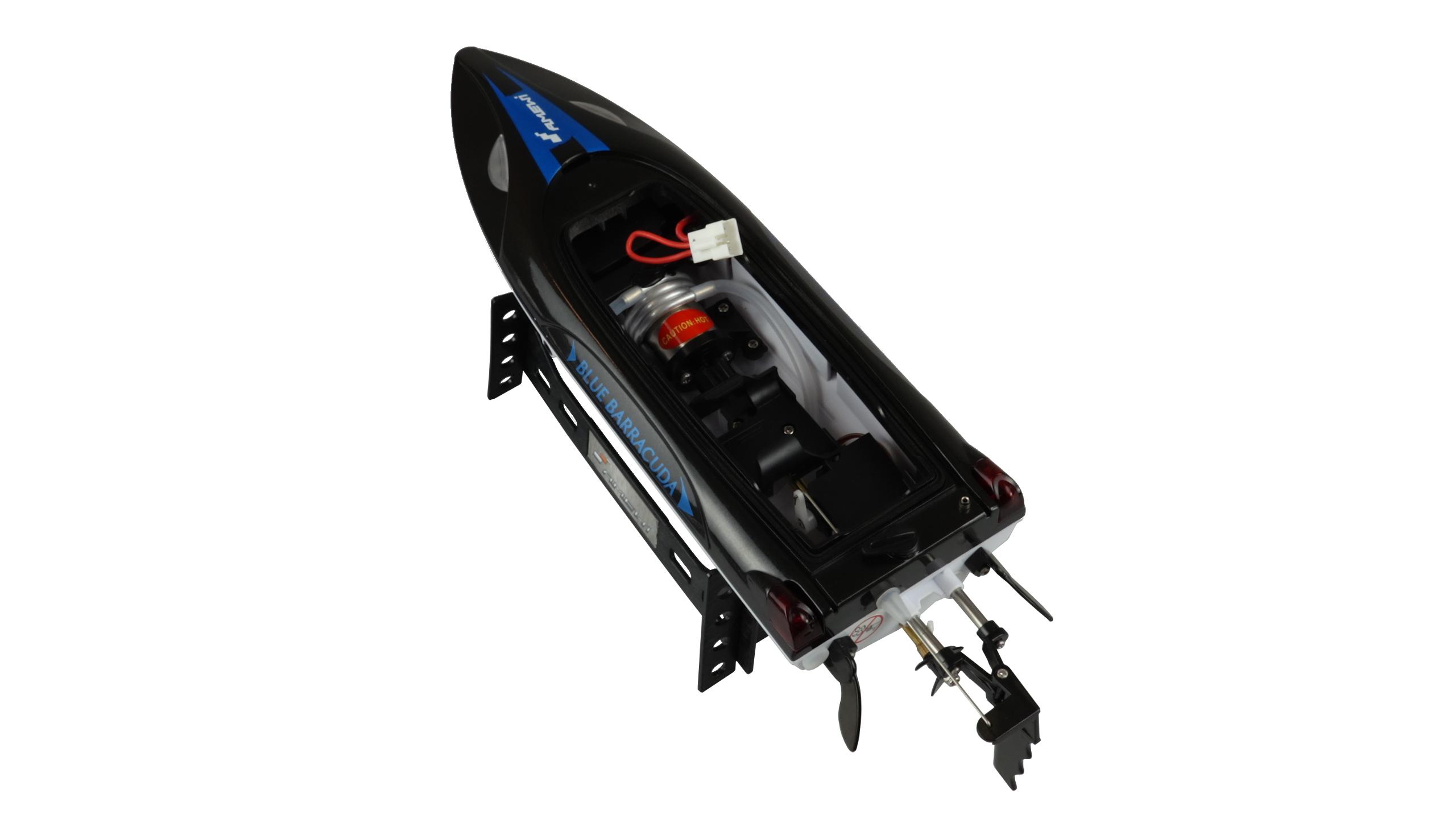 Amewi Blue Barracuda V2 - Betriebsbereit (RTR) - Junge/Mädchen - Boot